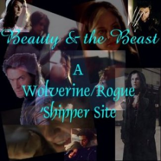Beauty & the Beast: A Wolverine/Rogue 'Shipper Site